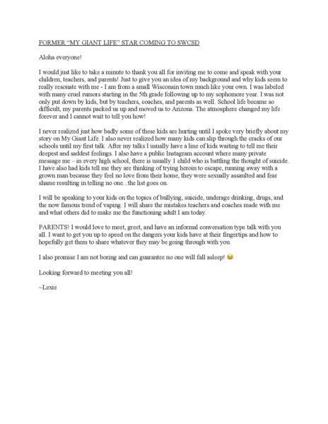 Alexis Majors Story