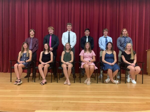 2021 SW Homecoming Court